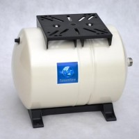 GWS 24 L ležatá tlaková nádoba SET