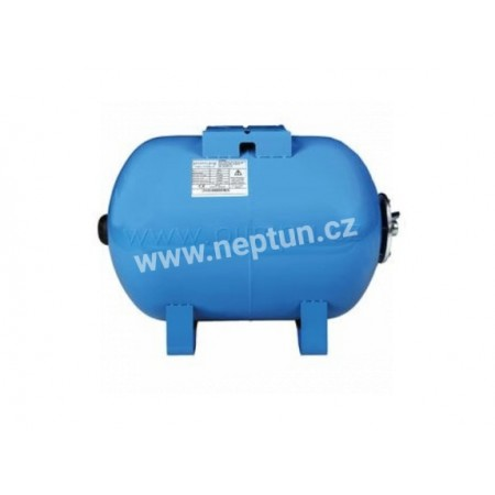 "Pumpa SMH 100/10 horizontální tlaková nádoba 100l 10bar, 1"""