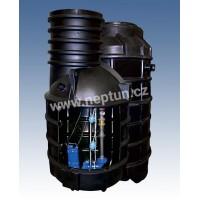 HCP 1100E E32B12 32GF 21,0 čerpací jímka