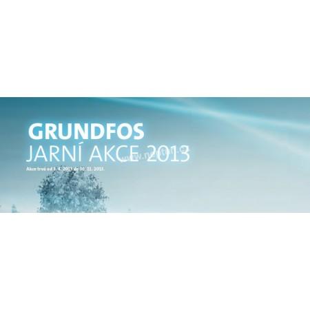 Jarní akce Grundfos