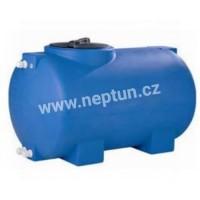AQUACUP H 5000 stojatá povrchová nádrž z polyetylenu